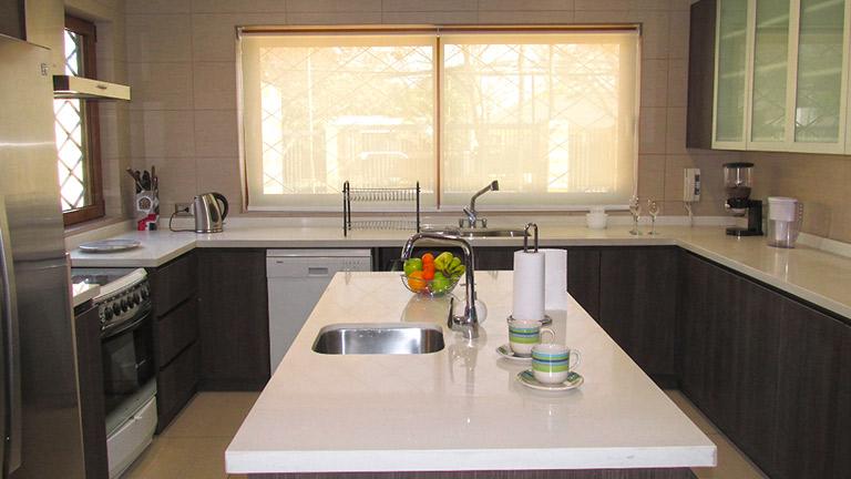 BM Diseño cocina tendencia moderna las condes 1