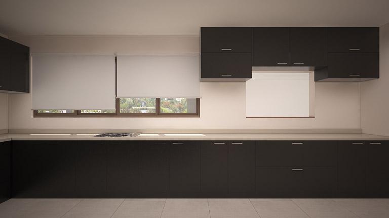 BM Diseño cocina tendencia moderna la serena 4